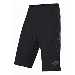 Troy Lee Designs MOTO Shorts 2020, Herren Mountainbike Shorts, Black