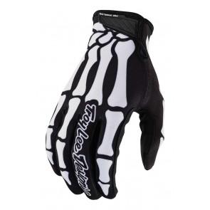 Troy Lee Designs AIR GLOVES Bike Handschuhe, SKULLY BLACK