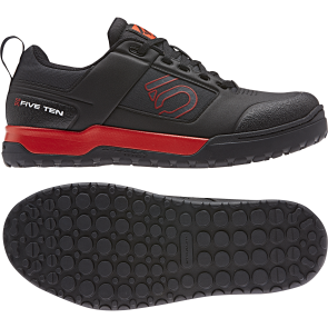 Five Ten IMPACT PRO Gravity Flatpedal Schuh, black red