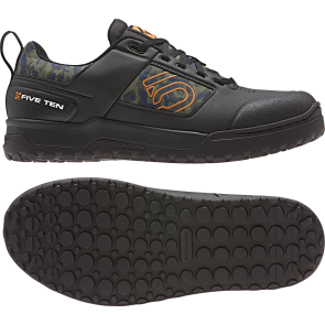 Five Ten IMPACT PRO Gravity Flatpedal Schuh, black camo
