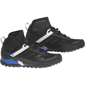 SUPER SALE 30% OFF Adidas TERREX Trail Cross Protect high Flatpedal Schuh