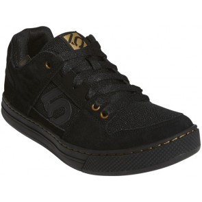 Five Ten FREERIDER, All Mountain Flatpedal Schuh, black gold
