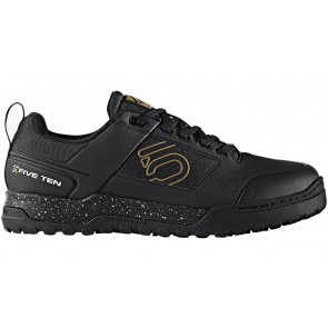 SUPER SALE 30% OFF Five Ten IMPACT PRO Gravity Flatpedal Schuh, black gold