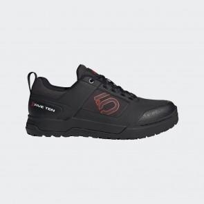 Five Ten IMPACT PRO 2021 Flatpedal Mountainbiking-Schuh, core black / red