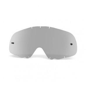 OAKLEY Goggle Ersatzglas für verschiede Modelle, Lexan grau