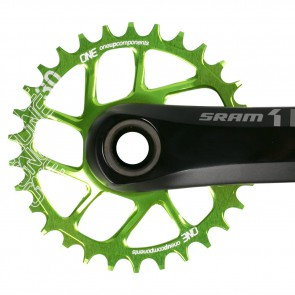 SUPER SALE 30% OFF OneUp Components Kettenblatt Narrow Wide SDM (SRAM Direct Mount) für SRAM 10 und 11 fach